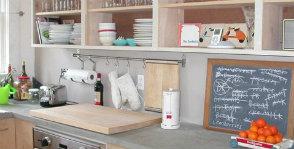 <strong>10</strong>  способов обжить кухню на съемной квартире
