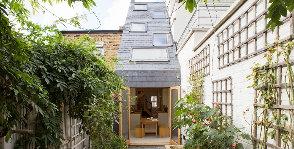 Лондон: дом шириной 2,3 метра