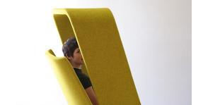 Кресло с аркой