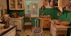 Кухня в разные времена