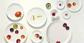 Выбираем правильный размер тарелки