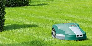 Садовый робот