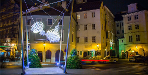 Preciosa зажигает в Праге