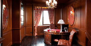 10 советов, как оформить домашний кабинет