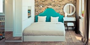 Как сделать интерьер спальни в хрущевке достойным: 11советов