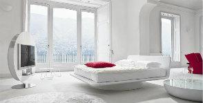 Кинозал в спальне