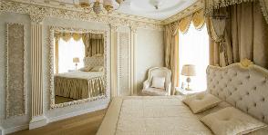 Как оформить спальню в классическом стиле
