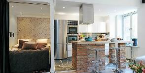 Спальня в малогабаритной квартире: о чём подумать хоязевам?