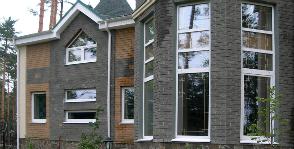 Дорогие пластиковые окна