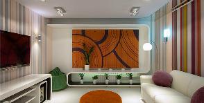 Идеи для модной гостиной