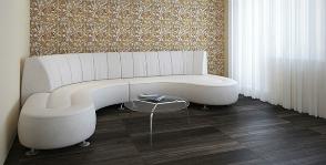 Из двушки — студия с двумя санузлами и спальней: архитектор Сергей Ожогин