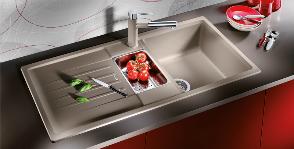 Тип установки кухонной мойки