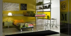 Как выбрать двухъярусную кровать: 5 конструкций и 5 важных замечаний
