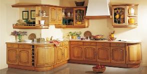 Деревянная кухня: с виду или по сути?