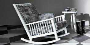 История возникновения кресла-качалки