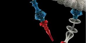 Предпремьера  iSaloni 2014. Марсель Вандерс  оживляет стекло Barovier&Toso