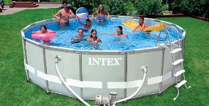Бассейны: надувной или каркасный— какой выбрать? 10 параметров