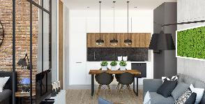 Как обустроить квартиру со свободной планировкой