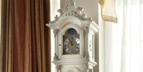 Старинные часы: <strong>5</strong> вдохновляющих моделей
