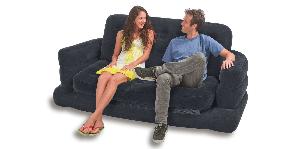 9 популярных вопросов о надувных диванах