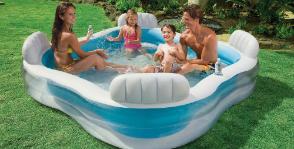 Сколько стоит надувной бассейн? 6факторов ценообразования