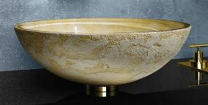 Предпоказ Salone del Bagno 2014. Glass Design на обратной стороне луны