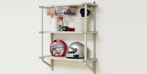 5 советов, как организовать  в гараже систему хранения на стеллажах
