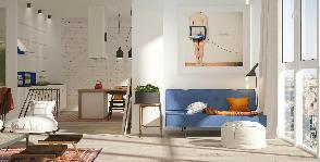 Двушка с присоединенными балконами: проект дизайн студии «ART Studio Design & Construction»