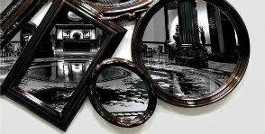 Как с помощью зеркала изменить пространство