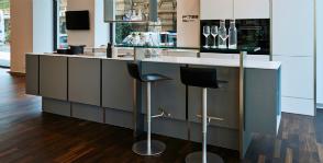 Porsche Design Studio создали новую кухню для Poggenpohl