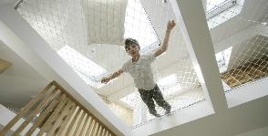 Как куб и сетка изменили комнату студентов