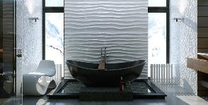 Как превратить ванную в горный спа-курорт?