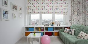 Как небанально оформить комнату девочки: 5 идей из реального проекта
