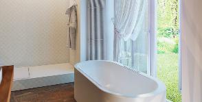 Сила света в ванной комнате: проект дизайн-студии 8dis
