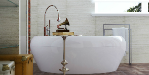 Ванная комната для гедониста: дизайнер Елена Илле
