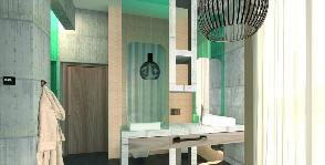 Немного Сан-Паулу в отдельно взятой ванной комнате: дизайнер Лилия Костырева