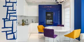Как добавить цветовые акценты в интерьер гостиной?