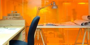 Оранжевое настроение «Поле-Дизайн»