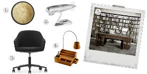 Микротренды: 3 идеи и 15 товаров для оформления домашнего кабинета