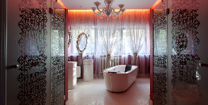 Как сделать необычную ванную комнату:<br>3 проекта, разрушающих штампы
