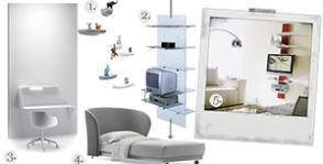 Микротренды: 4 комнаты, 20 вещей — ничего лишнего