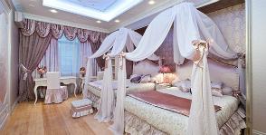 Как сделать спальню для двух принцесс.<br> 7 нехитрых фокусов