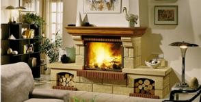Печное отопление: минусы и плюсы