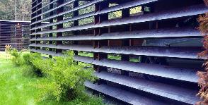 Беседка для загородного дома: дизайн Cерегея Наседкина