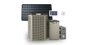 Структура системы воздушного отопления