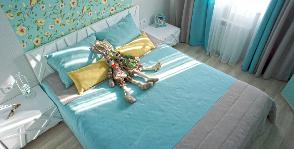 Как оформить маленькую спальню: 5 бюджетных идей из Владивостока