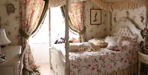 Комната для девочки в духе сказок о принцессах: дизайнер Ирина Ивашкова