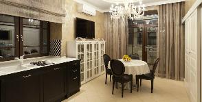 Элегантная кухня: дизайнер Ирина Линевич