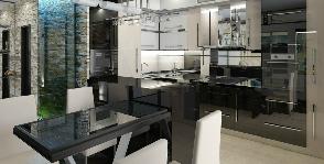 Квартира-студия для молодой семьи: дизайнер Айгуль Галимарданова