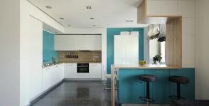 Как сделать кухню-столовую на небольшом пространстве